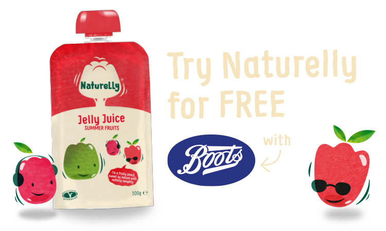 Try Naturelly for Free with Boots!