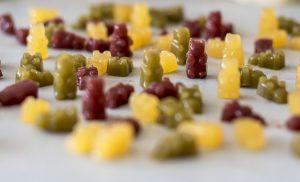 Naturelly fun & healthy gummy bears
