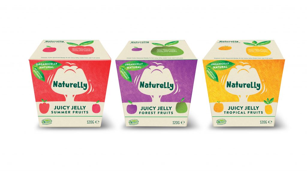 Organic Juicy Jelly Pot