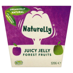 Naturelly Forest Fruit Juicy Jelly Pots